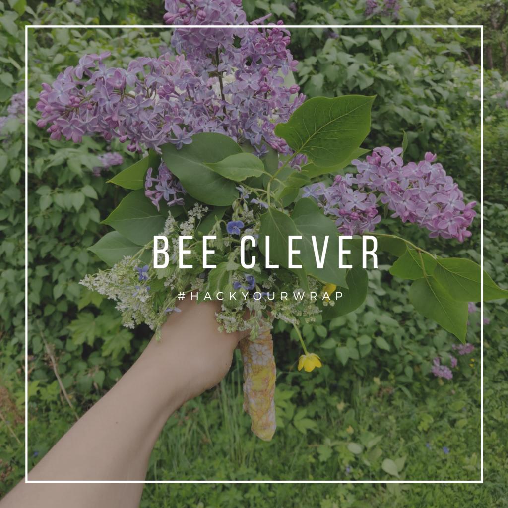 Mehiläisvahakääre-Ekokelmu-Ekokääre-BeeClever